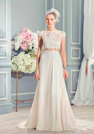 Фото: Свадебные платья дляОбладательниц грушевидной фигуры