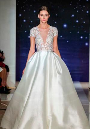 Фото 2: Пышные свадебные платья: фото модных моделей 2016