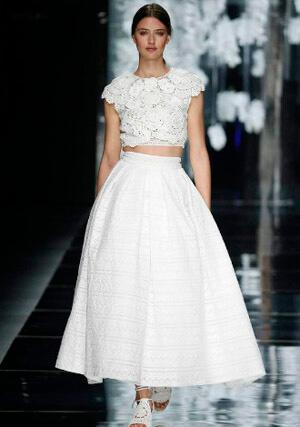 Фото 3: Пышные свадебные платья: фото модных моделей 2016