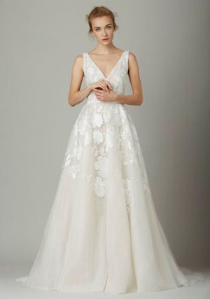 Фото 6: Пышные свадебные платья: фото модных моделей 2016