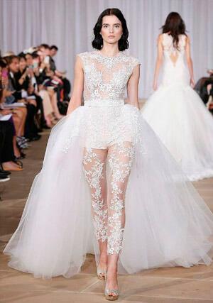 Фото 10: Пышные свадебные платья: фото модных моделей 2016