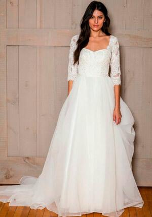 Фото 11: Пышные свадебные платья: фото модных моделей 2016
