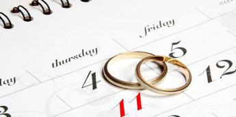 Благоприятные дни для свадьбы в 2016 году
