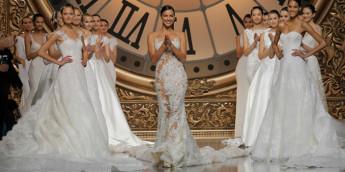 Модные свадебные платья 2016 дизайнеры: 224 фото, новинки