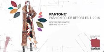 Модные цвета осени-зимы 2015-16 по версии Pantone