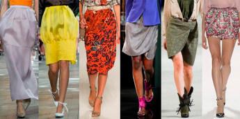 Модные юбки весна-лето 2016: тенденции, новинки