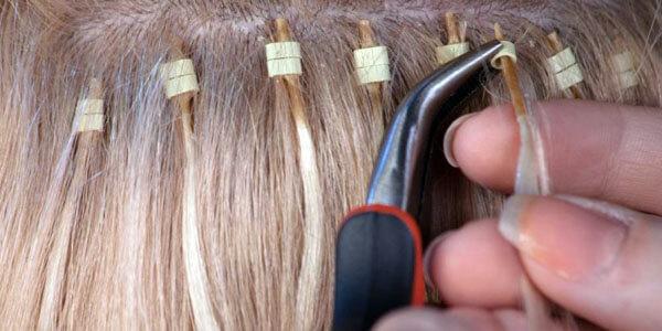 Японская технология наращивания волос