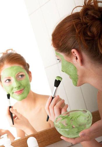 Глина для кожи лица - Маски для лица