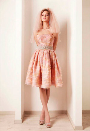 цвет айвори фото свадебного платья