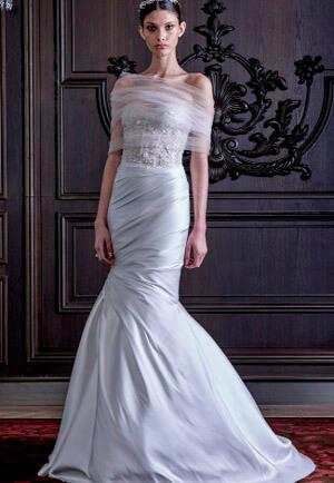 Фото: Свадебное платье русалка: фото модных моделей 2016