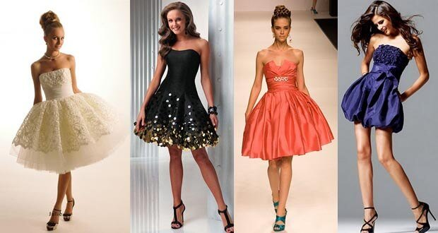 Приталенные платья с завышенной талией