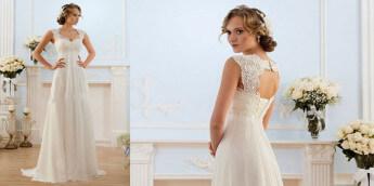 Греческое свадебное платье: фото, тенденции 2016