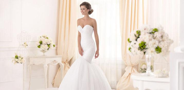 Свадебное платье русалка: фото, тенденции 2016
