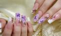 Китайская роспись на ногтях: фото, видео