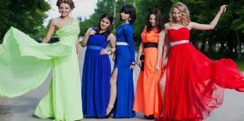 Выпускные платья 2016: фото новинки