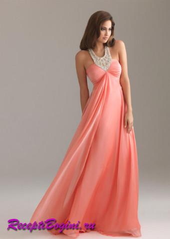 фото  красивое платье цвета фото