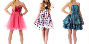 короткие платья 2016